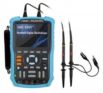 SHS800 Series Handheld Digital Oscilloscopes images