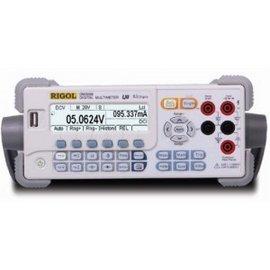 Rigol DM3068 6 ½ DIGIT DIGITAL MULTIMETER images