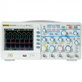 Rigol DS1064B 60MHz Digital Oscilloscope 4 Channel images