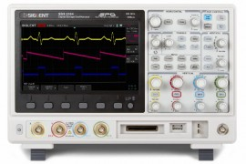 SDS2000 Series Super Phosphor Oscilloscopes images
