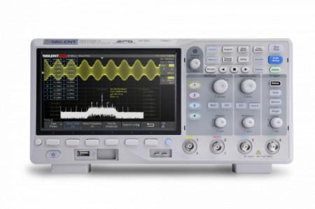Siglent SDS1104X-U 100MHz Four channel oscilloscope