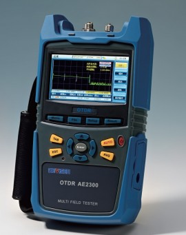 Deviser AE2300 Series Handheld OTDR images