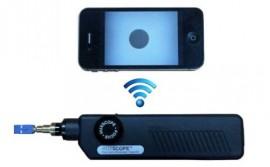 HUXSCOPE-WiFiTM Fiber Optic Microscope / Inspector images