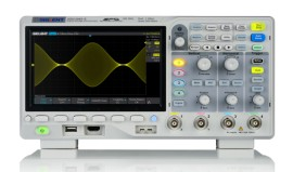 Siglent SDS1000X-E Series Super Phosphor Oscilloscopes images