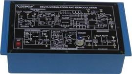 Delta Modulation and Demodulation images