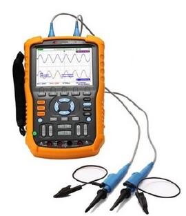 Handheld Digital Oscilloscope ALP1102S 100MHz images