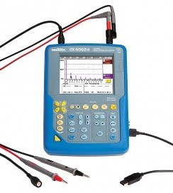 OX 6062B SD-Multi-function analyser-oscilloscope with a touch screen