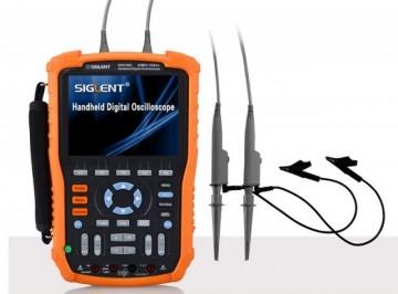 SHS1000 Series Handheld Digital Oscilloscope