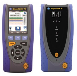 SignalTEK II FO Cable and Network Transmission Tester images