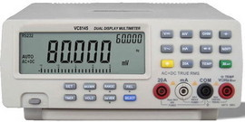 VC8145 4 7/8 bench top Digital Multimeter images