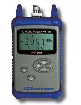 Deviser AE100B Mini Optical Power Meter images