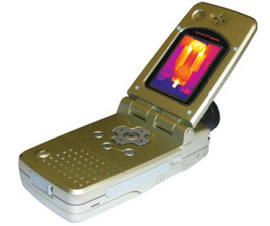 GUIDE MobIR  M4 mobile infrared camera images