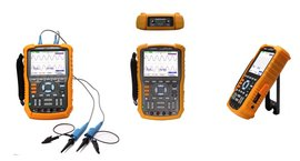 SHS1000 Series Handheld Digital Oscilloscope images