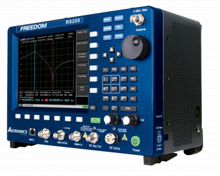 Astronics Freedom R8200-THE PREMIUM INFRASTRUCTURE TEST TOOL images