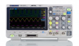 SDS1000X/X+ Series Super Phosphor Oscilloscopes images