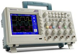 Tektronix TDS2014C Digital Storage Oscilloscope images
