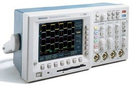 Tektronix TDS3012C Digital Storage Oscilloscope images