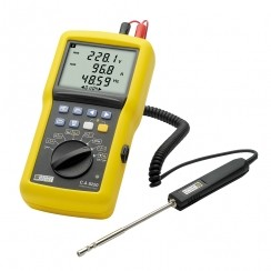 C.A 8220- Power and Motor Maintenance Analyser images