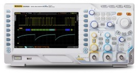 DS2202A   |  200 MHz, 2 Channel Digital Oscilloscope images
