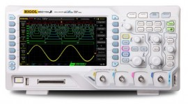 Rigol MSO1104Z     100 MHz Mixed Signal Oscilloscope images