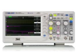 Siglent SDS1000DL+ Series Digital Storage Oscilloscopes images