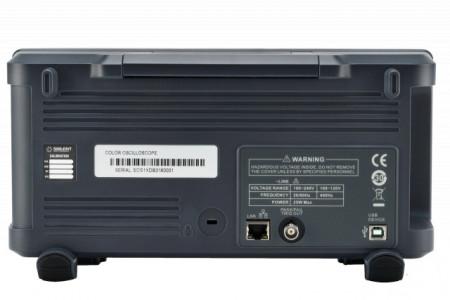 Siglent SDS1202X-E 200MHz Dual channel oscilloscope images