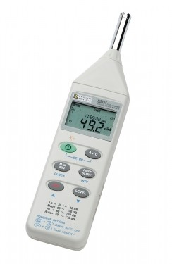 C.A 834 Recording Sound Level Meter images