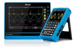 Micsig Handheld and Tablet Oscilloscopes images