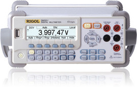 Rigol DM306X Series Digital Multimeters images