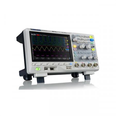 Siglent SDS1104X-E 100MHz Four channel oscilloscope images