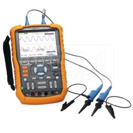 Siglent SHS1062  60MHz Isolated Handheld Oscilloscope images