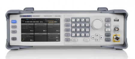 Siglent SSG5060X 9 kHz~6 GHz (CW MODE) Signal Generator images