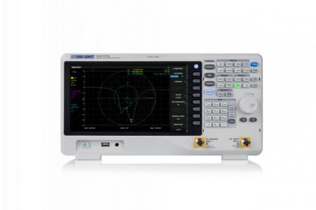 Siglent SVA1075X 9kHz - 7.5GHz Spectrum and Vector Analyzer images