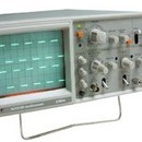 ALP Analog Oscilloscope