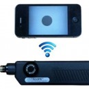 HUXSCOPE-WiFiTM Fiber Optic Microscope / Inspector