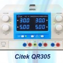 Citek-QR SERIES TRIPLE OUTPUT ADJUSTABLE DC POWER SUPPLY