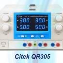 Citek-QR SERIES TRIPLE OUTPUT ADJUSTABLE DC POWER SUPPLY