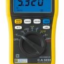 C.A 5233- Multimeter