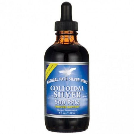 Colloidal Silver 120ml (500 ppm) x 2병 images