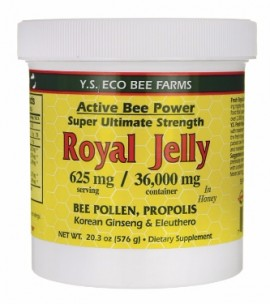 Active Bee Power Royal Jelly In Honey(595그람 5병세트) images