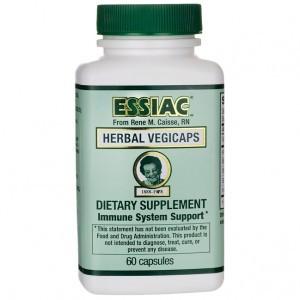[캐나다산]에시악 엑기스 캡슐/Essiac Vegetable Caps 5병 (60캡슐 * 5) images