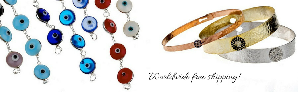 wholesale turkish evil eye jewelry