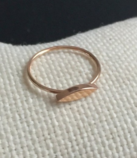Turkish Rings Wholesale Rose Gold Minimal Silver 925 images