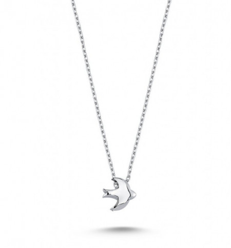 Bird Necklace Pendant Wholesale Sterling 925 Silver