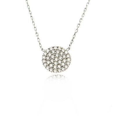Wholesale Sterling Silver 925 Turkish Round  Necklace
