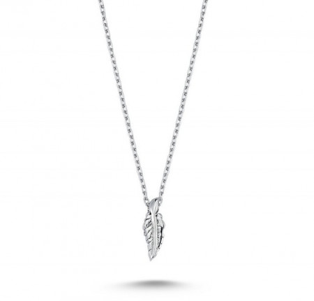 Leaf Necklace Pendant Wholesale Sterling 925 Silver