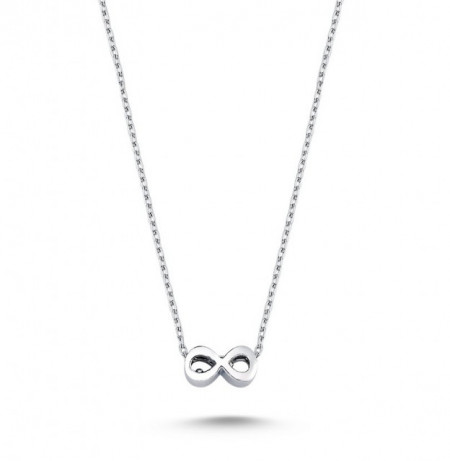 Infinity Necklace Pendant Wholesale Sterling 925 Silver