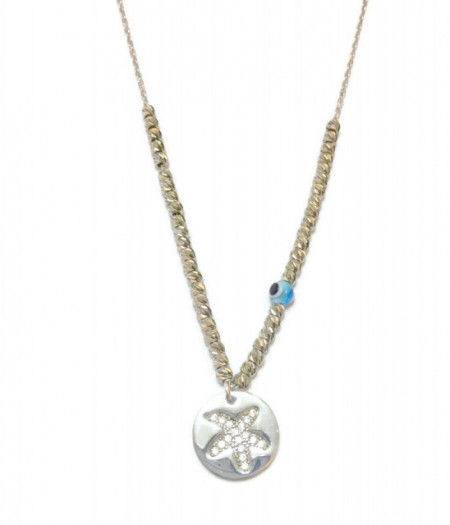 Blue Wholesale Turkish Evil Eye Necklace