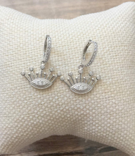 Wholesale turkish silver earring