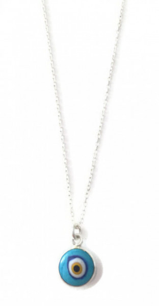 Evil Eye Bead Wholesale 925 Silver Necklace Pendant